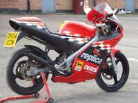 2004 DERBI GPR 50 REPLICA MALOSSI 50cc MOPED PROJECT DELIVERY AVAILABLE LIKE APRILLIA RS 50
