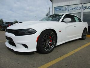 2016 Dodge Charger SRT 392 TECH & SOUND GROUP SUNROOF