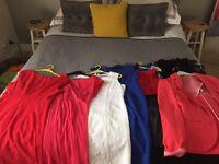 Size 10-12 dresses, 7 dresses for sale