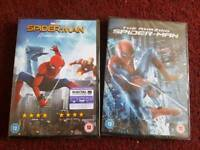 Spiderman homecoming and the amazing spiderman