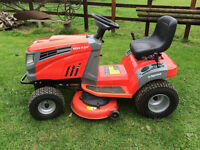 SOLD STC Ride on Mower, MTX M38-S Side Discharge, year old, great condition, 38 inchcutting deck