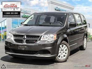 2015 Dodge Grand Caravan *CANADA VALUE PKG*