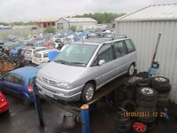 Citroen Synergie 2001 2.0 HDI breaking for spares Wheel Nut.