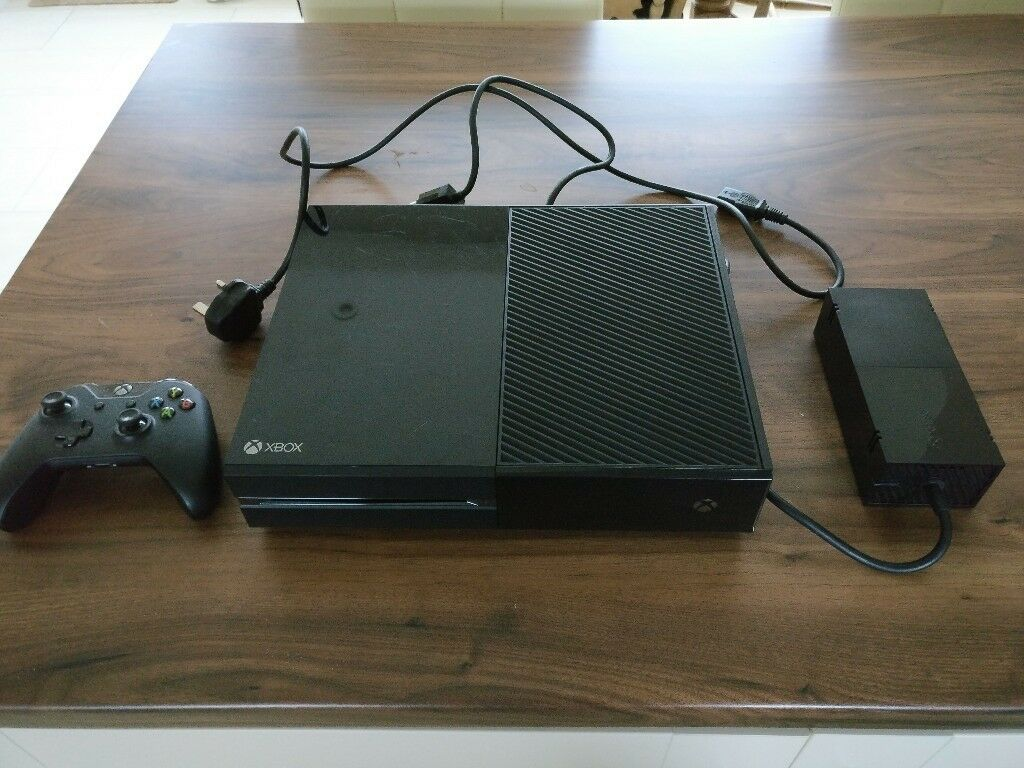 Xbox One Console Black 500GB