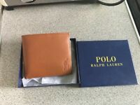 Brand new sealed in box genuine Ralph Lauren wallet bargain £47