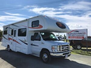 2014 Ford E-450 FOREST RIVER SUNSEEKER MOTORHOME!!