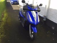 2004 honda pantheon 125cc. one year mot...price £ 890 ono px/exch