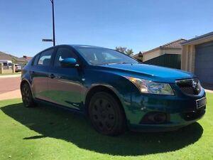 2012 Holden Cruze Hatch Turbo Diesel 6 speed sport automatic Forrestfield Kalamunda Area Preview