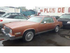1984 Cadillac Eldorado -