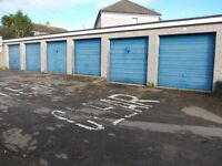 Garages to rent in Trelawney estate, Madron.