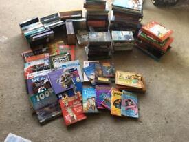 Whole load of books