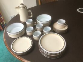 Denby tableware, madrigal