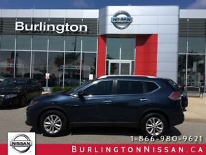 2015 Nissan Rogue SV, FWD, ACCIDENT FREE & 14,000 KM'S !