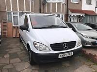 Mercedes Vito 109 cdi no VAT or px