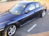 Mazda RX8 Sport 231 Six Speed 2008 Excellent Condition