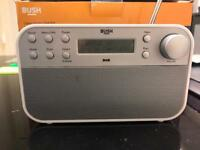 Bush Stereo Radio DAB/FM Digital Radio