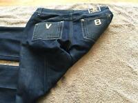 Victoria Becham jeans size 10
