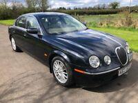 2006 Jaguar S-Type SE 2.7 TD V6 AUTO Sat Nav FSH 1yrs Mot 6mth warranty