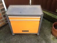 RAC style roller cabinet
