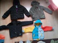 Boys clothes/shoes bundle, size 4-5 and 5-6 years