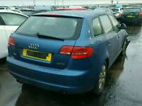 2010 AUDI A3 5 DOOR SPORTBACK DRIVER SIDE RIGHT REAR LIGHT OUTER *POSTAGE AVAILABLE*