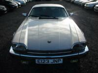 JAGUAR XJS 5.3 HE 2d AUTO 299 BHP (silver) 1988
