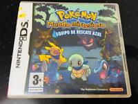 NDS game: Pokemon Mystery Dungeon PORTUGESE