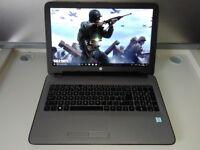 NEW BUSINESS HP 15,6 - INTEL CORE i7 7TH GEN - 256SSD&1TB SSHD - 8GB DDR4 - WARRANTY - UK DELIVERY
