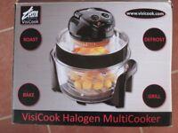 Visicook Halogen Multicooker Oven