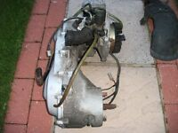 PIAGGIO VESPA ET2 50cc 70cc Almost complete engine with carb