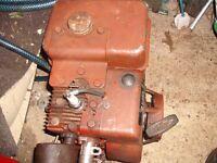 Up Right Rotavator Engine (no carburetor)