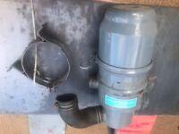 Ferguson TEF20 TEF 20 air filter bath and pipe - £40