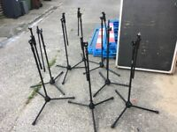 Tall Boom Microphone Stands