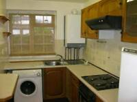 Specious one bedroom flat with a garage