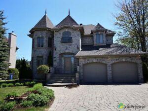 665 000$ - Maison 2 étages à vendre à Blainville