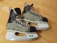 Bauer ice Hockey Skates size UK 3.5 EU36