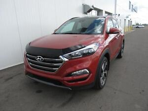 2016 Hyundai Tucson Ultimate leath/nav/roof/heated.cooled seats