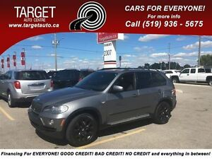 2008 BMW X5 4.8i 7-Pass, Loaded; Leather, Roof and More !!!!