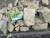 Free stones / rockery rocks