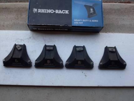 Rhino roof rack legs Tamborine Ipswich South Preview