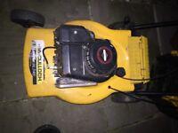 Petrol lawnmower- spares or repairs