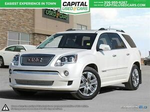 2011 GMC Acadia Denali *Backup Camera *Heated Seats *Leather