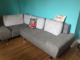 Corner sofa bed like new