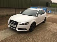 Audi A3 S line Black Edition TDI 138