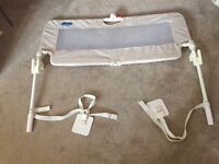Baby start bed guard adjustable straps