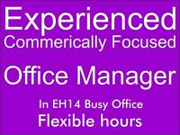 Experienced Office Manager