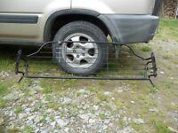 Honda CRV MK2 Dog shield