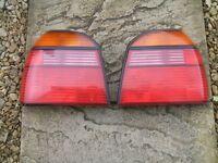 Mk3 golf standard rear lights