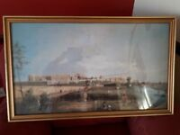 Canaletto: City of London Framed picture