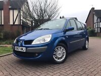 Renault Scenic 57 plate **ABSOLOUTE BARGAIN** SUPER ENGINE**
